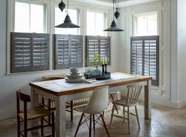 tips for successful shutters in your kitchen diner shutterly now