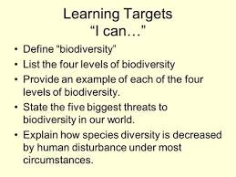 learning targets u201ci can u2026 u201d ppt download