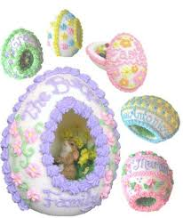 sugar easter eggs sugareggs home custom panoramic sugar eggs