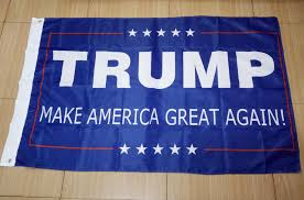 Custom 3x5 Flags Donald Trump 3x5 Foot Flag 2016 Make America Great Again Donald