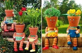 garden design garden design with upcycled garden ornaments diy
