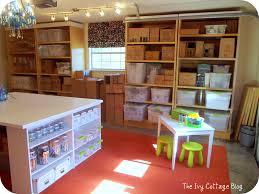 creative ways use your garage craft room
