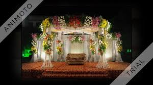 marriage decoration best 10 ideas for indian marriage stage decorations