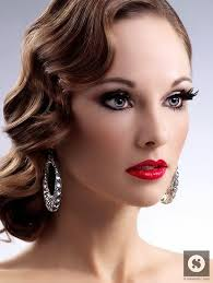 hair and makeup vintage finger wave hairstyles the haircut web