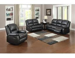 Leather Reclining Sofa Sets Reclining Loveseat And Sofa Sets Espresso Bonded Leather Reclining