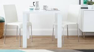 modern white gloss dining table chair 25 best ideas about white dining rooms on pinterest table