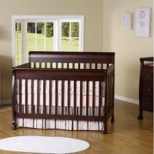 davinci kalani 4 in 1 convertible wood baby crib in espresso m5501q