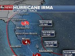 Georgia travel forecast images Hurricane irma causes at least 10 deaths in caribbean as florida jpg