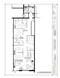 64 u0027 x 48 u0027 clinic building floor plan permanent modular building