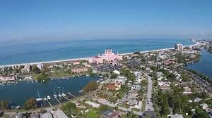 pinellas bayway and don cesar hotel saint pete beach youtube