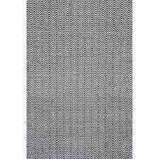 Black Outdoor Rugs Apricot Home Madeline Black White Indoor Outdoor Rug Bixby