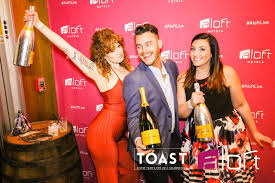 new years party in orlando toast fourth annual nye celebration at aloft orlando tickets sun