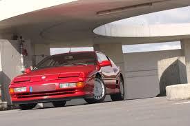 alpine a610 photo alpine a610 turbo v6 250ch coupé 1994 médiatheque
