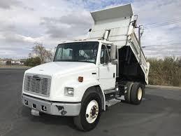 freightliner dump truck chip dump trucks