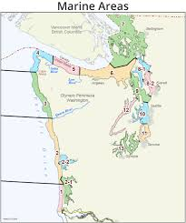 Bellingham Washington Map by Sportfishing Rule Adoption Process Washington Department Of Fish