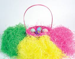 easter basket grass 1 5 oz bright easter grass easter