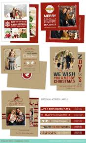 25 best ideas about christmas photo card template on pinterest
