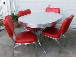 vintage 50 u0027s 60 u0027s kitchen table and chairs using buy kitchen table