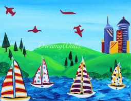 Wall Art For Kids Room by 90 Best Art For Kids Images On Pinterest Boy Rooms Drawings And