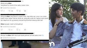 Quotes Dilan Virus Gombalan Dilan Jadi Viral Plesetan Quotes Rindu Itu Berat