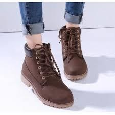 womens boots lazada buy boots mid cut high cut low lazada