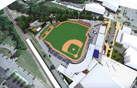 How To Build A Baseball Field In Your Backyard Minor League Baseball Stadium Project Fayetteville Nc