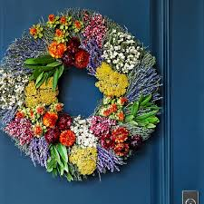herb wreath i want this farmers market herb wreath williams sonoma easy