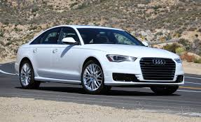 lexus es vs audi a6 2016 audi a6 2 0t quattro test u2013 review u2013 car and driver