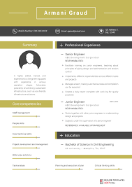 engineering resume templates resume templates can help you avoid mistakes in cv