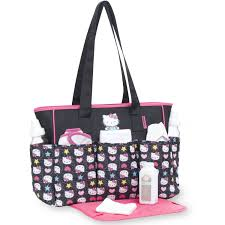 Hello Kitty Halloween Decorations by Hello Kitty Tote Diaper Bag Walmart Com