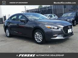 new mazda 2018 new mazda mazda3 4 door sport automatic at mazda of escondido