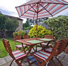 Umbrellas For Patio Tables by Which Of These Patio Umbrellas Is Right For Your Home Coldwell