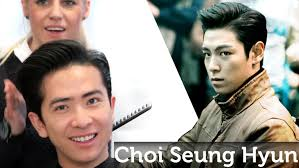 Hairstyles For Men With Big Nose by Asian Hair T O P Choi Seung Hyun 최승현 男子发 Big Bang