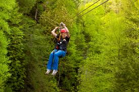 Treetop Canopy Tours by Adventures On The Gorge Introduces Unique Try It All Vacation Plan