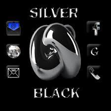 go theme launcher apk app silver black theme go launcher apk for windows phone android