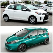 nissan versa vs toyota corolla 2016 toyota yaris vs nissan versa cheap car comparisons