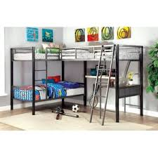 Bed Shelf Bunk Beds U0026 Loft Beds With Desks Wayfair
