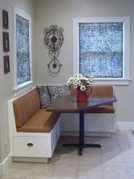 Table Banquette Banquette Table On Decoration D Interieur Moderne Custom