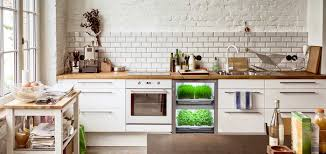 Urban Kitchen Toronto - kitchen herb garden residential urban cultivator