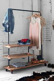 Free Standing Shelf Design by The Best Freestanding Wardrobe U0026 Clothes Racks Top Ten