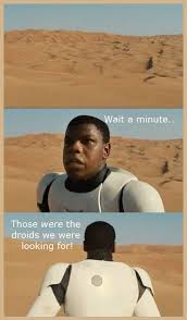 Star Wars 7 Memes - which is your favourite funny response to the force awakens trailer