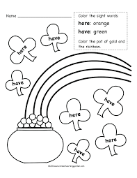 Count Color Pages In Pdf Color Worksheet For Kindergarten Pdf Worksheets Preschool And