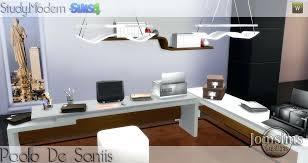 lignes bureau 9 10jpg premier bureau sims 4 sur jomsims creations toujours lignes