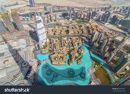 100 burj khalifa architecture high building city view trees