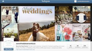 denver wedding planners save the date events on instagram save the date events