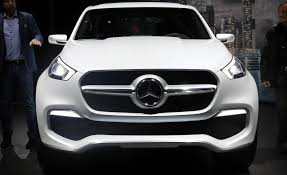 mercedes benz x class concept pictures photo gallery car and