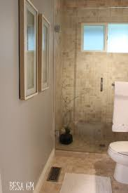 Pictures Of Tiled Showers by Small Bathroom Renovation Before And After Home Design Remodels