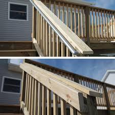 deck stair handrail at tstglove home furniture ideas
