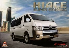 toyota hiace interior toyota hiace super grandia auto search philippines