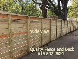 quality fence and deck llc home facebook